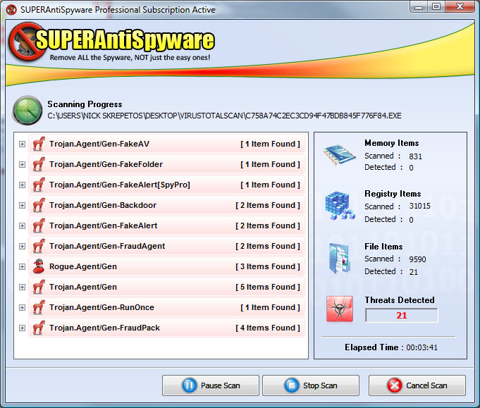 How to Remove Viruses